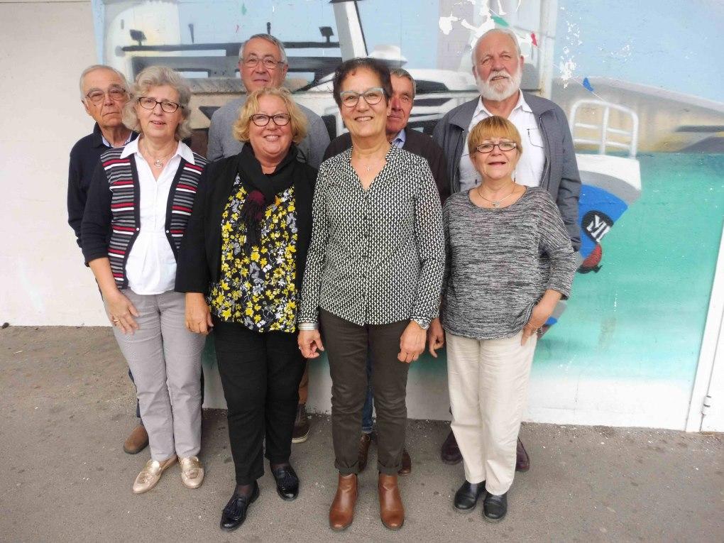 Membres du Calmar LMA La Rochelle