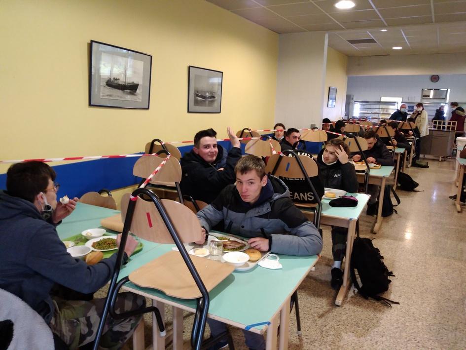 Mesures Covid self LMA La Rochelle