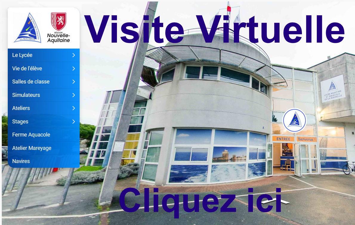 Visite Virtuelle du LMA de La Rochelle
